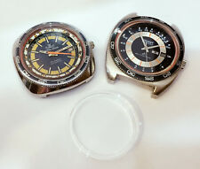 Crystal for Orient Chronoace King Diver Depth Gauge Watch Dugena / Meister-Anker