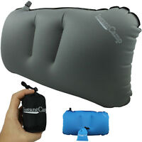 "InstantCampTM Ultralight ""Cloud"" Camping Backpacking Hiking Pillow - Inflatable"
