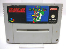 Nintendo SNES Spiel - Super Mario World 1 (Modul)(PAL) 11268666