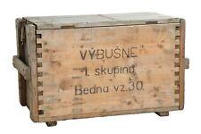 Munitionskiste Vybusne B WARE !! Aufbewahrungskiste Militärkiste Munitionsbox