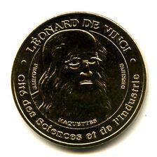 75019 Cité des Sciences, Léonard de Vinci, 2013, Monnaie de Paris