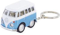 Original VW Bus Schlüsselanhänger T1 Bully Bulli Anhänger Taschenanhänger BLAU