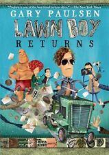 Lot of 5 Paperback books of ~Lawn Boy Returns by Gary Paulsen