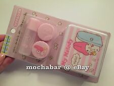 New Sanrio MY MELODY Contact Lens Holder Travel Set hello kitty con
