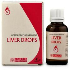 Homeopathic Lords Liver Drops 30 ml Improves Digestion, Free Shipping