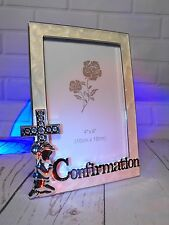CONFIRMATION GIFT BOY / GIRL CONFIRMATION DAY PHOTO FRAME GIFT PRESENT FAST P+P