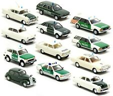 Herpa 932271-1//87 VW Touareg-policía Austria-nuevo