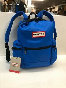 NEW Hunter UBB6018 Mini Top Clip Backpack in Bucket Blue RRP £85