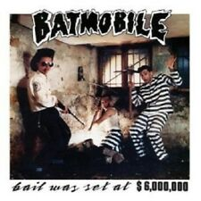 BATMOBILE - BAIL WAS SET AT 6.000.000  CD NEU