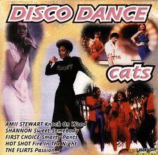 Disco Dance Cats Amii Stewart, Hot Shot, Rose Laurens ('Mamy Yoko'), Flir.. [CD]