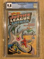 BRAVE AND THE BOLD #28 LOOT CRATE CGC 9.8 1ST APPEARANCE JUSTICE LEAGUE REPRINT