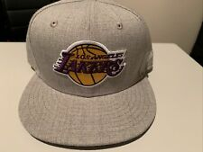 Los Angeles Lakers NBA Authentic New Era 59FIFTY Fitted Cap -7-5/8