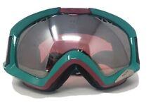 Blue Women's Anon WM1 Goggles 80'S color Style Pink blue purple