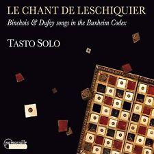 Ciconia / Tasto Solo - Le Chant de Leschiquier [New CD]