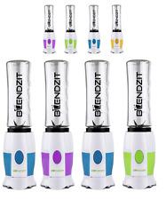 BlendzIT Smoothie Maker Fruit Protein Blender Food Juicer Processor Sport Bottle