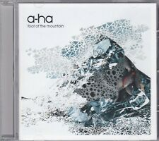 A-ha: Foot of the Mountain (CD, Great Pop Album)