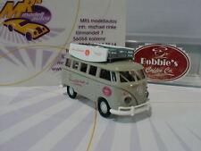 "Brekina Sondermodell - VW T1b Kombi US "" Bobbies Coffe "" Lim. 150 Stück 1:87"