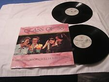 CLASS OF '55 2LPS WITH INTERVIEW LP-Various Artists with  Roy Orbison and Others