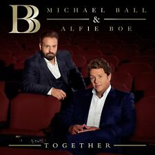 MICHAEL BALL AND ALFIE BOE  TOGETHER     NEW SEALED GENUINE UK RETAIL CD
