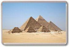 Pyramides gizah Egypte Aimant de Réfrigérateur