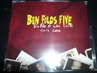 Ben Folds Five Battle Of Who Could Care Less 3 Track CD Single