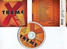 """X-TREME """"The best of hard'n'bizarre"""" (CD) 1994"""