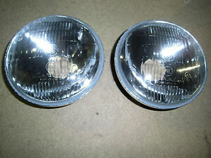Fiat 600 D 600D Pair Lights Towing