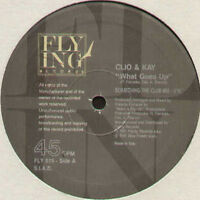 Clio & Kay - What Goes Up - 1991 Flying Italy - Fly 075