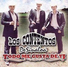 Contentos : Todo Me Gusta De Ti CD