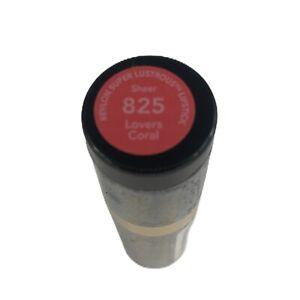 Revlon Super Lustrous Lipstick NEW 825 - Lovers Coral 0.13 oz