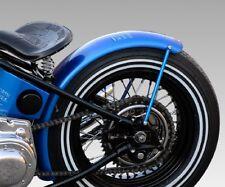 180mm Fender Heckfender aus Stahl für Customumbauten Kotflügel Schutzblech