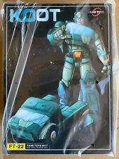 NEW Fans Toys FT-22 Koot Reissue Transformers Masterpiece Kup US Seller