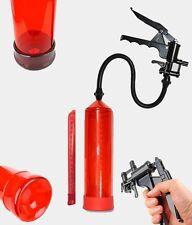 Potenzpumpe Penispumpe 14. Enlarger FirePump RED Scherengriff cm-Skala