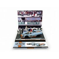 PORSCHE 917 LE MANS '70 COFANETTO 50° ANNIVERSARIO  Brumm S1801