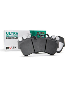 Protex Ultra Ceramic Plus Brake Pads FOR AUDI TT 8N3 (DB1449UP)