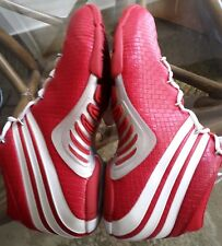 Adidas GDL2  Men's Red  Basketball Shoes Size US 10.5 Excellent Condition
