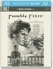 Rumble Fish Masters of Cinema Blu-ray 1983