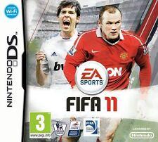 FIFA 11 (Cartridge Only) (Nintendo DS) - Refurbished