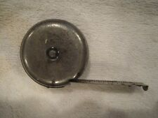 Vintage Rabone Steel Tape Measure