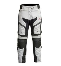 Merlin Venus Grey Black Ladies Waterproof Textile Motorcycle Trousers NEW