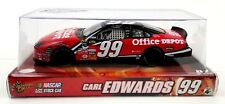 Nascar Carl Edwards 99 Stock Car Die-Cast 1:24 Scale Office Depot Winners Circle