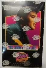 Elvis Presley The Cards Of His Life Series Trading Card Collection