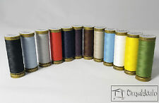 GUTERMANN - Polyester Sew-All Thread 150m, 12 Qty Assorted Colours 150th Annivr.