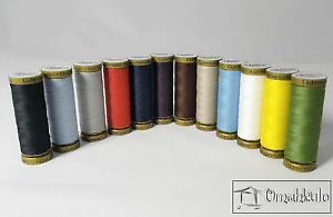 GUTERMANN - Polyester Sew-All Thread 150m, 12 Colours **TRACKED POSTAGE**