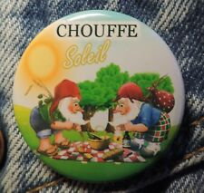 Pin Button Badge Ø38mm  La chouffe Soleil ( 5 )