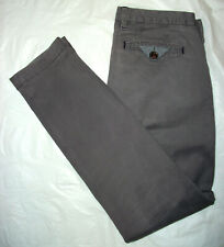 TED BAKER Serny SLIM CHINOS Jeans Light Purple Trousers Pants Waist 32 L 30 £99