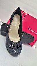 Womens Shoes BCBGeneration BG-Treese Wedges Jewel Pattern Toe Size 9M