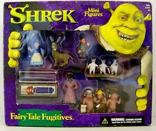 Disney Shrek Mini Figures Fairy Tale Fugitives By McFarlane