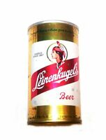 Leinenkugel Beer Pull Tab Top Beer Can 87-8 Wisconsin A1  Zip Sign Cone Flat Ofr