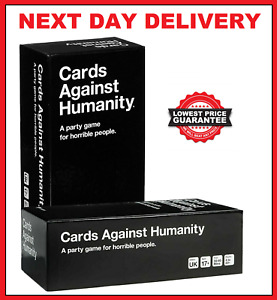 ✔✔ Card Against Humanity Adult Party Card Games Version 2.0 UK Edition ✔✔